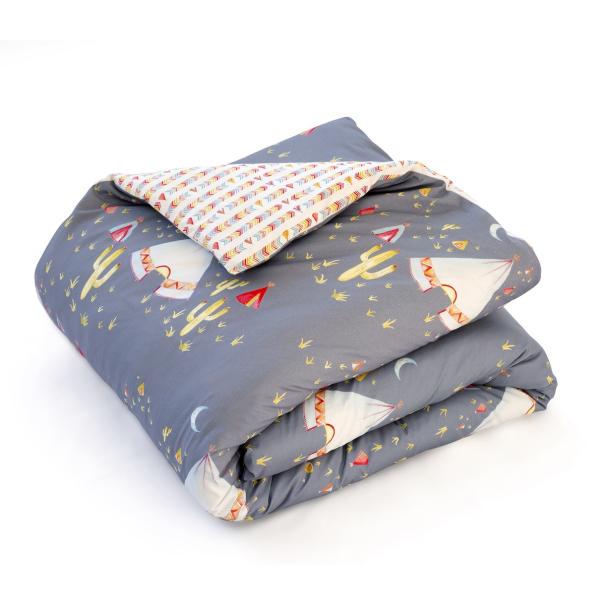 Parure de lit tipi linge de lit pour enfant tradition des vosges - Guide taille housse de couette ...