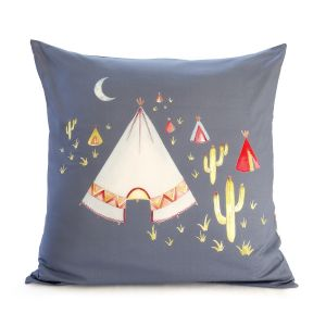 Tipi Pillowcase