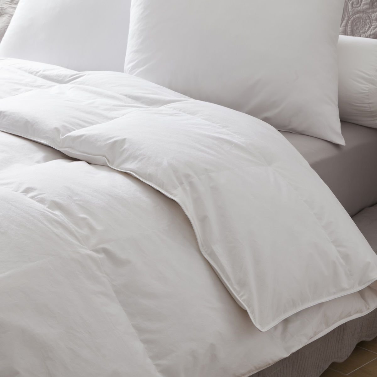 Duvet 90% goose down 300g / m² | Bed linen | Tradition des Vosges