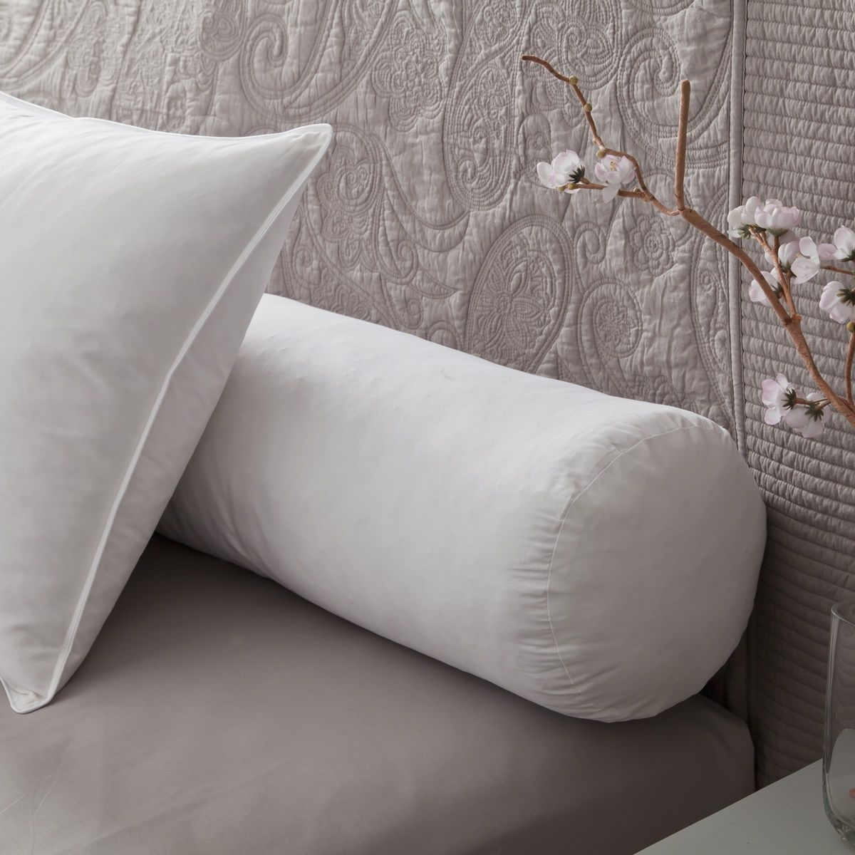Bolster Case Tradition 10% Duck Duck | Bed linen | Tradition des Vosges