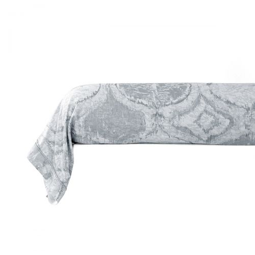 Taie de traversin satin de coton Hamptons | Linge de lit | Tradition des Vosges