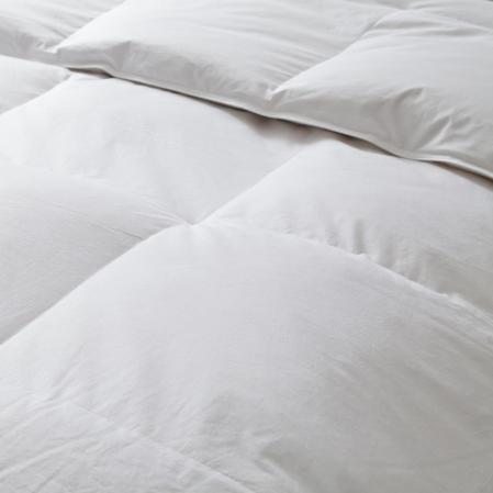 Couette 90% Duvet Canard finition passepoil | Linge de lit | Tradition des Vosges