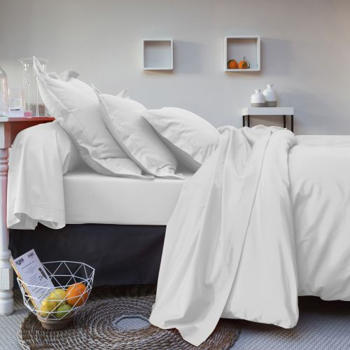 White Duvet Cover 100% Cotton