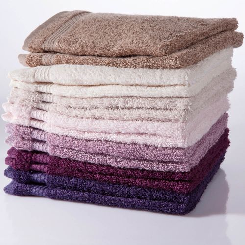 Plain washcloth 600g