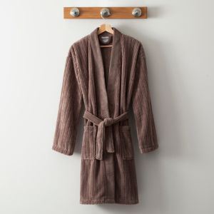 Brown Bathrobe Nature