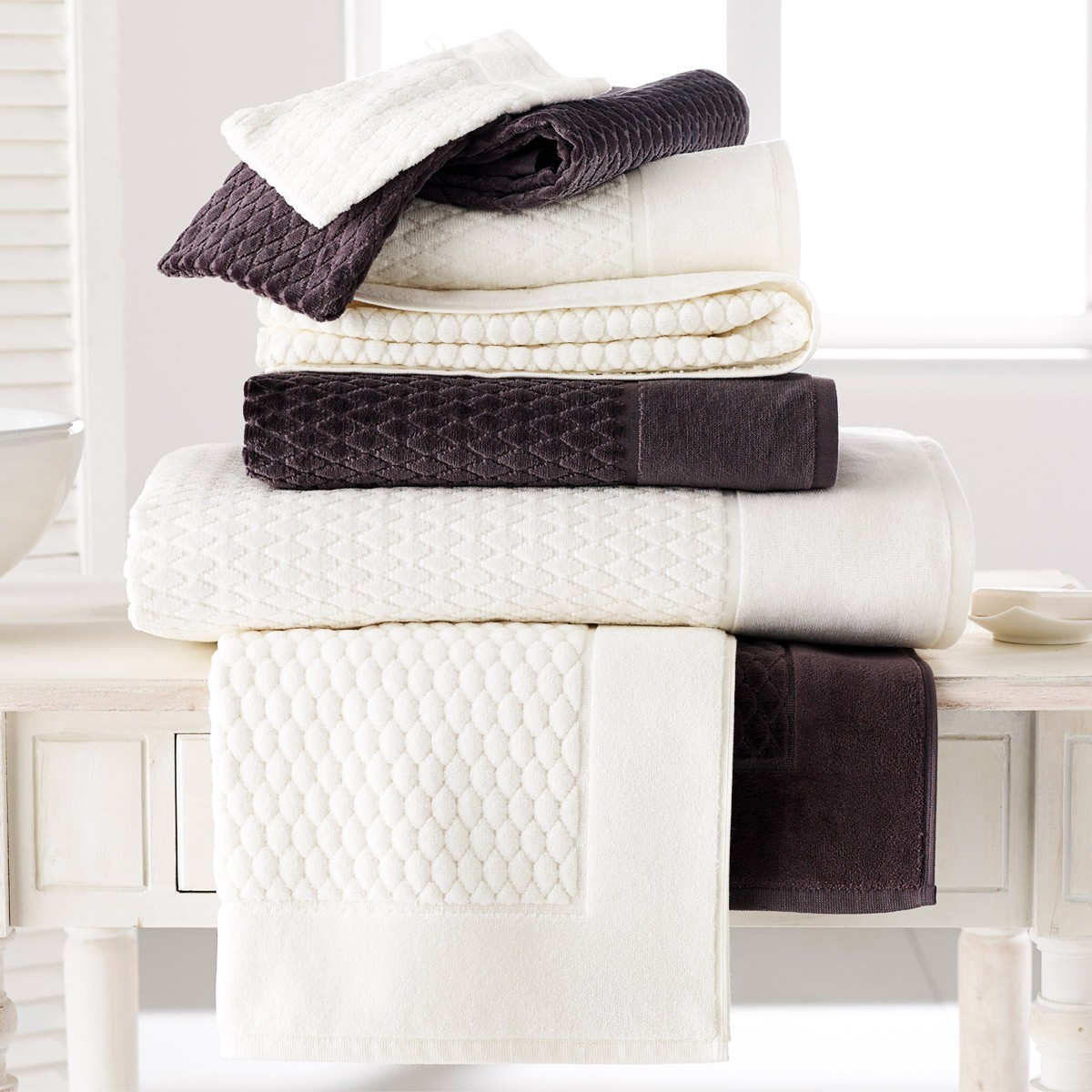 Empereur bath linen set