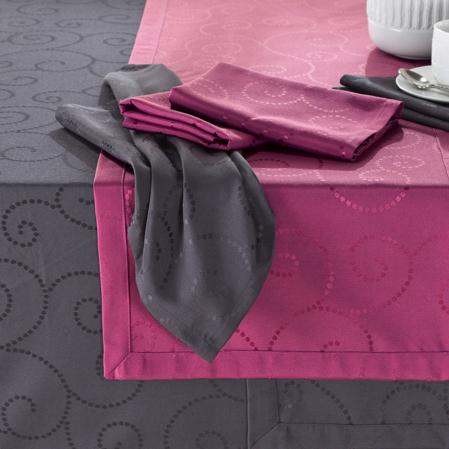 Serviette Table Enchantement