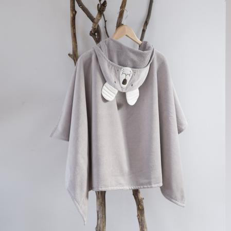 Cape De Bain Koala pour enfant 100% coton | Linge de bain | Tradition des Vosges