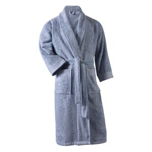 Bathrobe modal man and woman