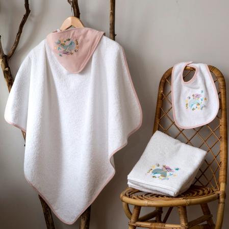 Parure de bain enfant Ariela | Linge pour enfant | Tradition des Vosges