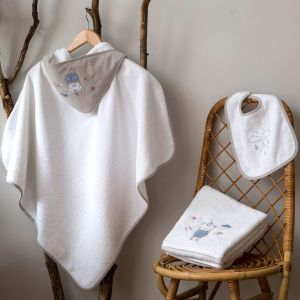 Children's bath linen Grisou