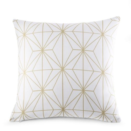 Cushion Cover Ethos White | Bed linen | Tradition des Vosges