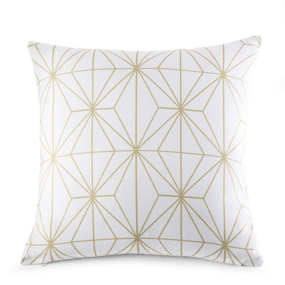 Cushion Cover Ethos White | Bed linen | Tradition des Vosges