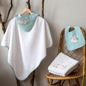 Children's bath linen Pony