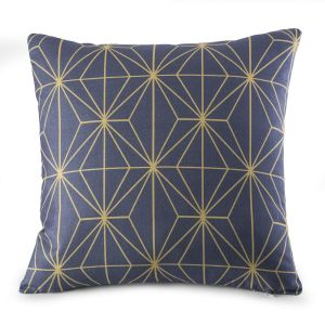 Cushion Cover Ethos Gris