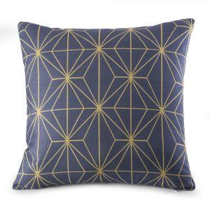Cushion Cover Ethos Gris