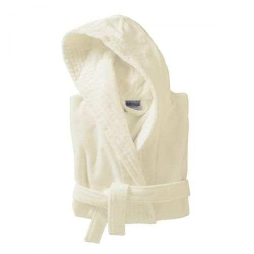 Bathrobe Elyse white | Bath linen | Tradition des Vosges