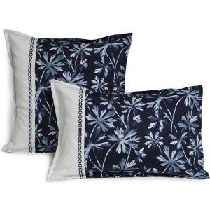 Fleurs Indigo Pillowcase
