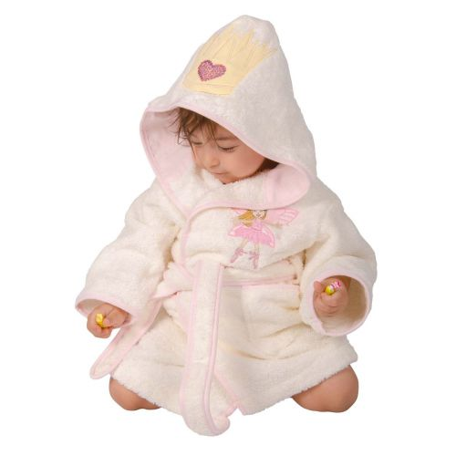 Bathrobe Fee Eponge Coton 390g/m2