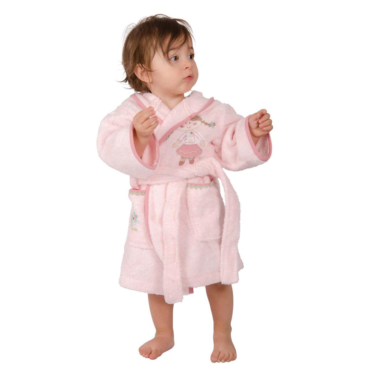 peignoir fifi peignoir de bain enfant tradition des vosges. Black Bedroom Furniture Sets. Home Design Ideas