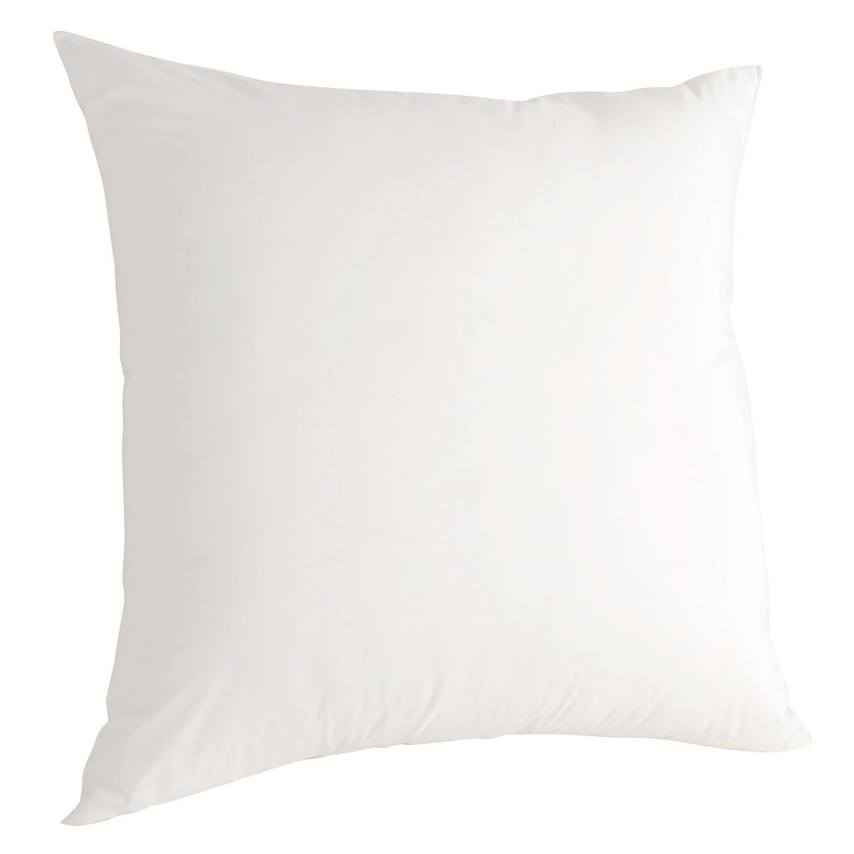 Taie Oreiller Unie Coton Forme Sac Blanc  Linge de lit   Tradition des vosges