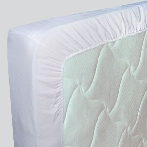 Organic Fitted Sheet Mattress Protector