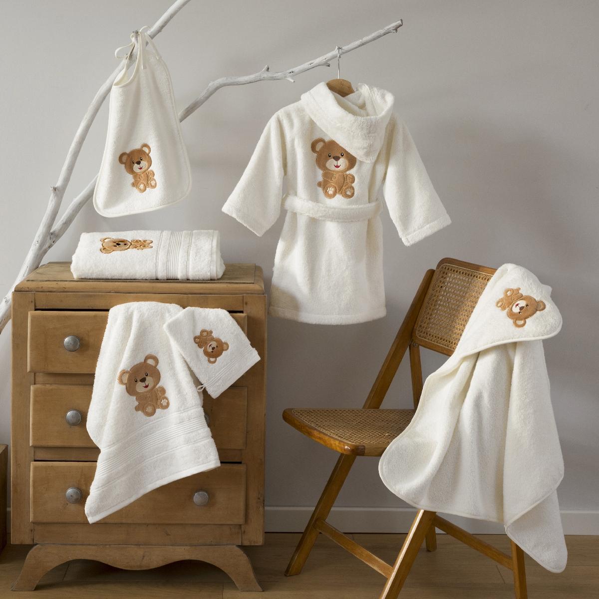 Children's bath linen Karl