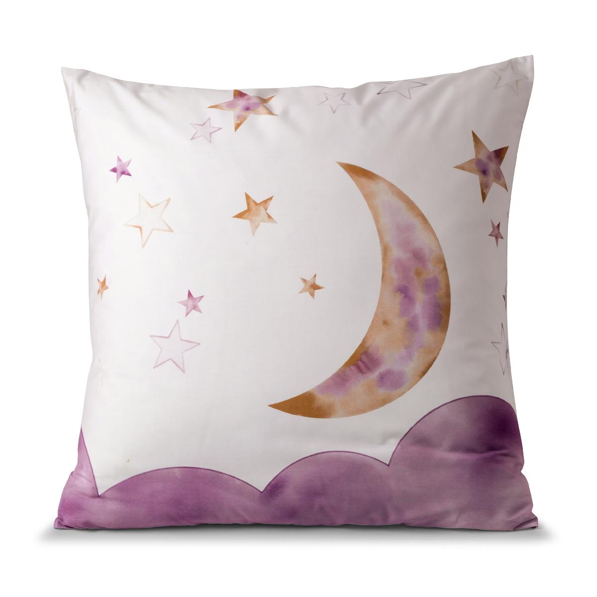 Taie d'oreiller Luna | Linge de lit enfant | Tradition des vosges