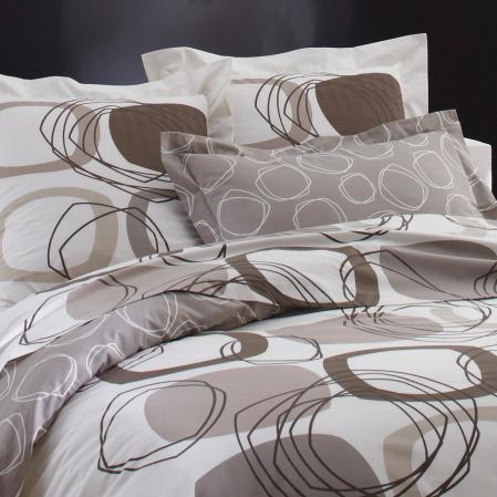 Flat Sheet Bed Set Hugo   Bed linen   Tradition des Vosges