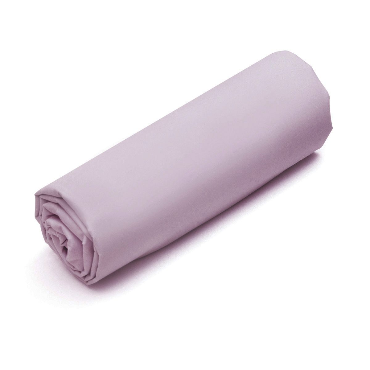 Plain fitted sheet cotton