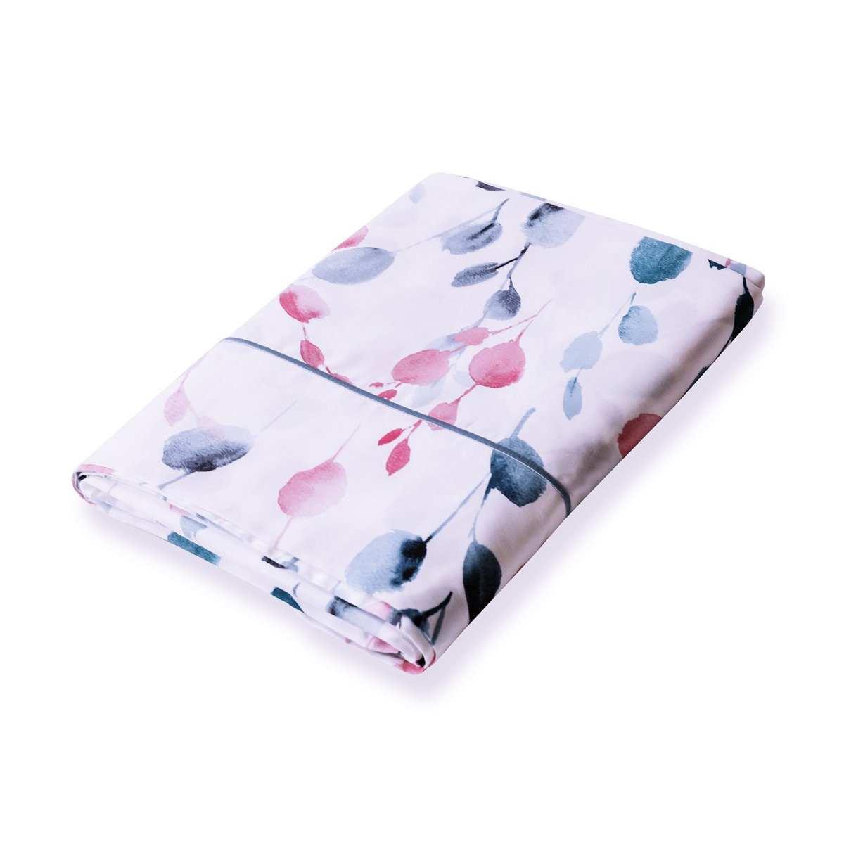 Sofia satin flat sheet