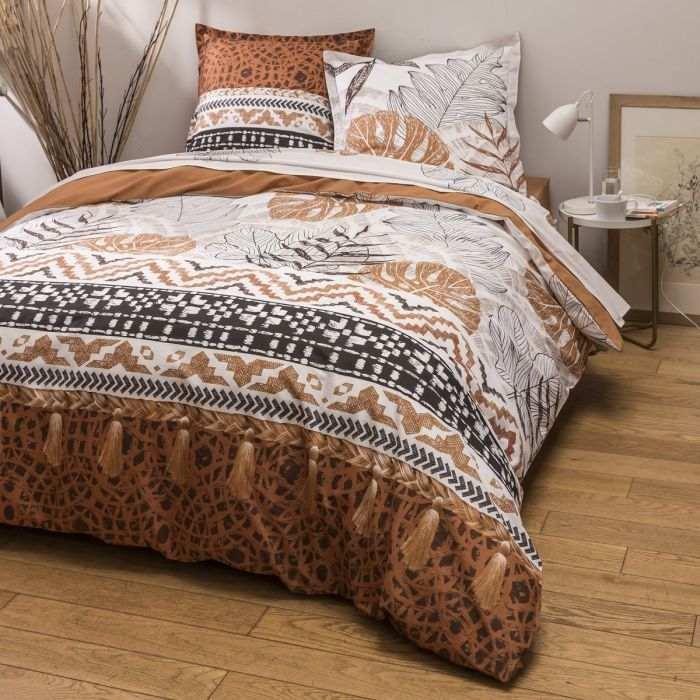 Duvet Cover Bed Set Ombrage Verso