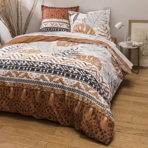 Duvet Cover Bed Set Ombrage Verso
