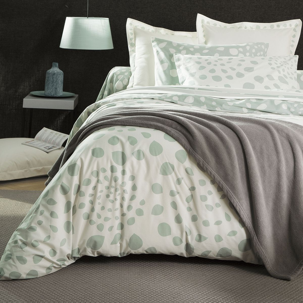 Fitted Sheet Blossom Fall