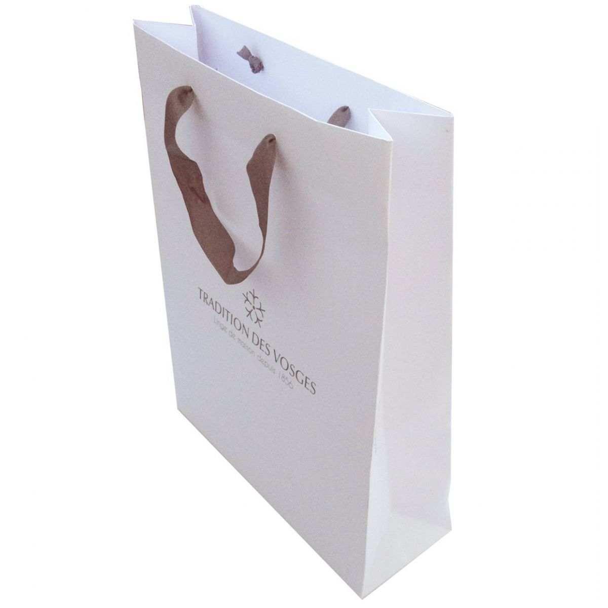 Sac cadeau Tradition des Vosges | Cadeau linge de lit | Tradition des Vosges