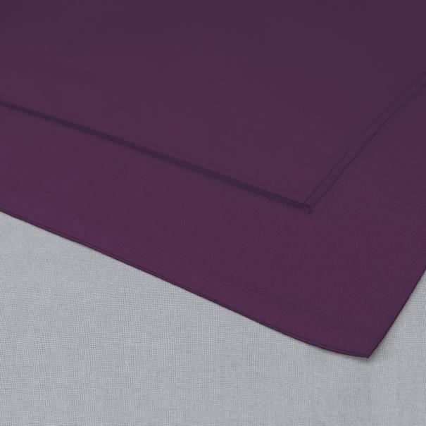 Taie d'oreiller en coton 57 fils Gérald Anis - Tradition des Vosges