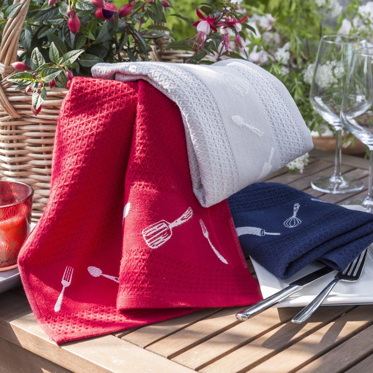 Torchon Dejeuner | Linge de cuisine | Tradition des Vosges