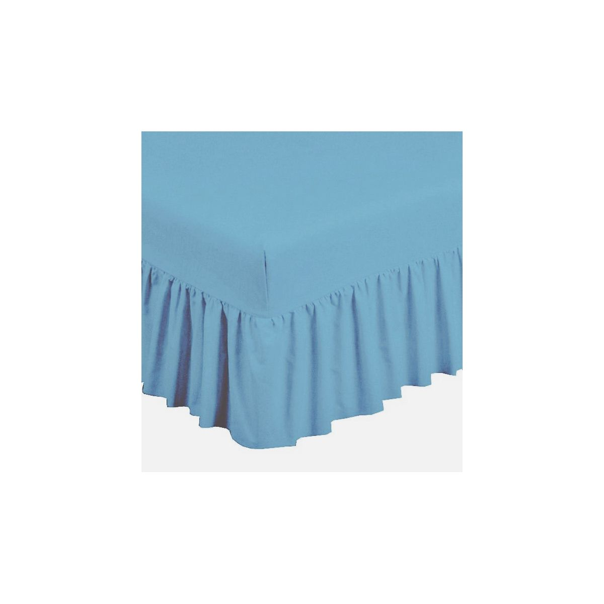Gerald Ruffled Bed Cover