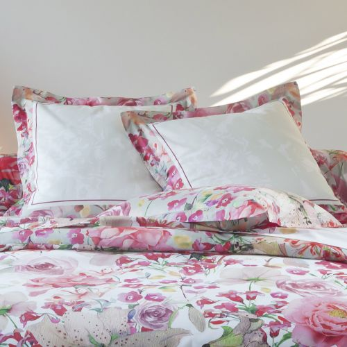 Flat Sheet Bed Set Juliette | Bed linen | Tradition des Vosges