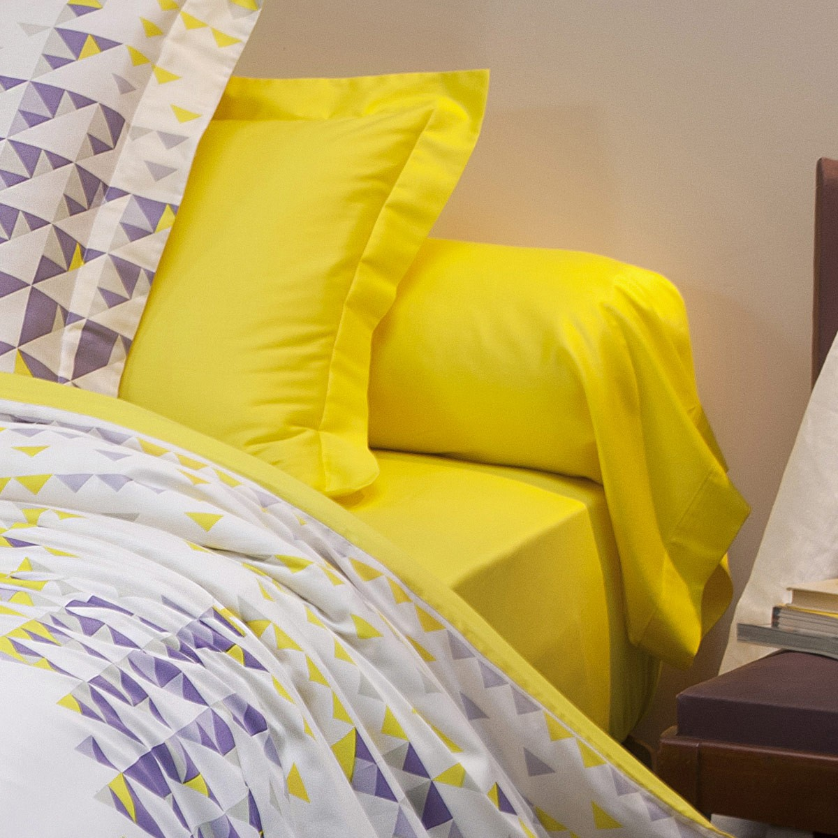 Fitted Sheet Kadeo | Bed linen | Tradition des Vosges