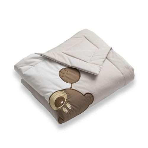 Couverture percale de coton 80 fils - Lilo