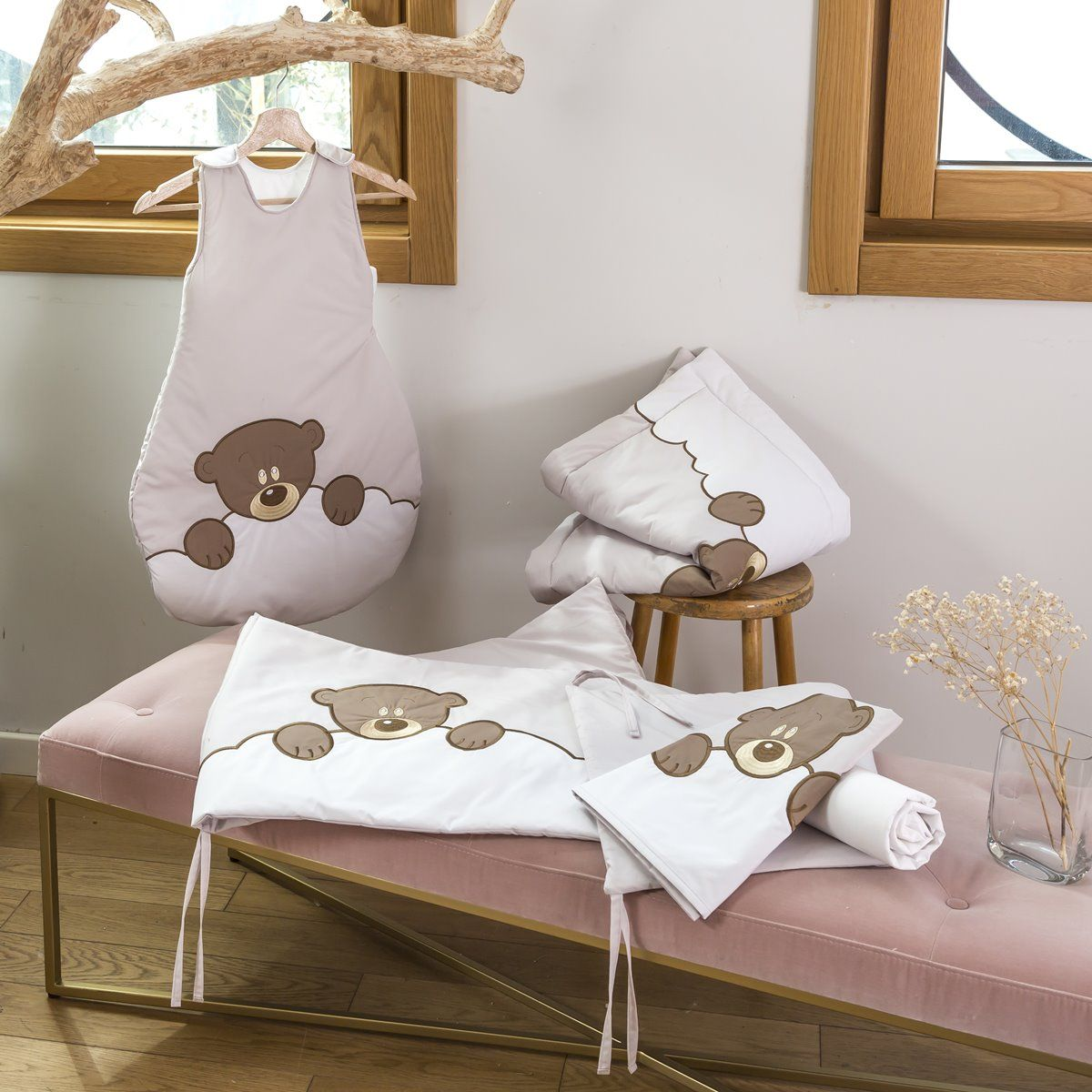 Baby bed linen - Lilo