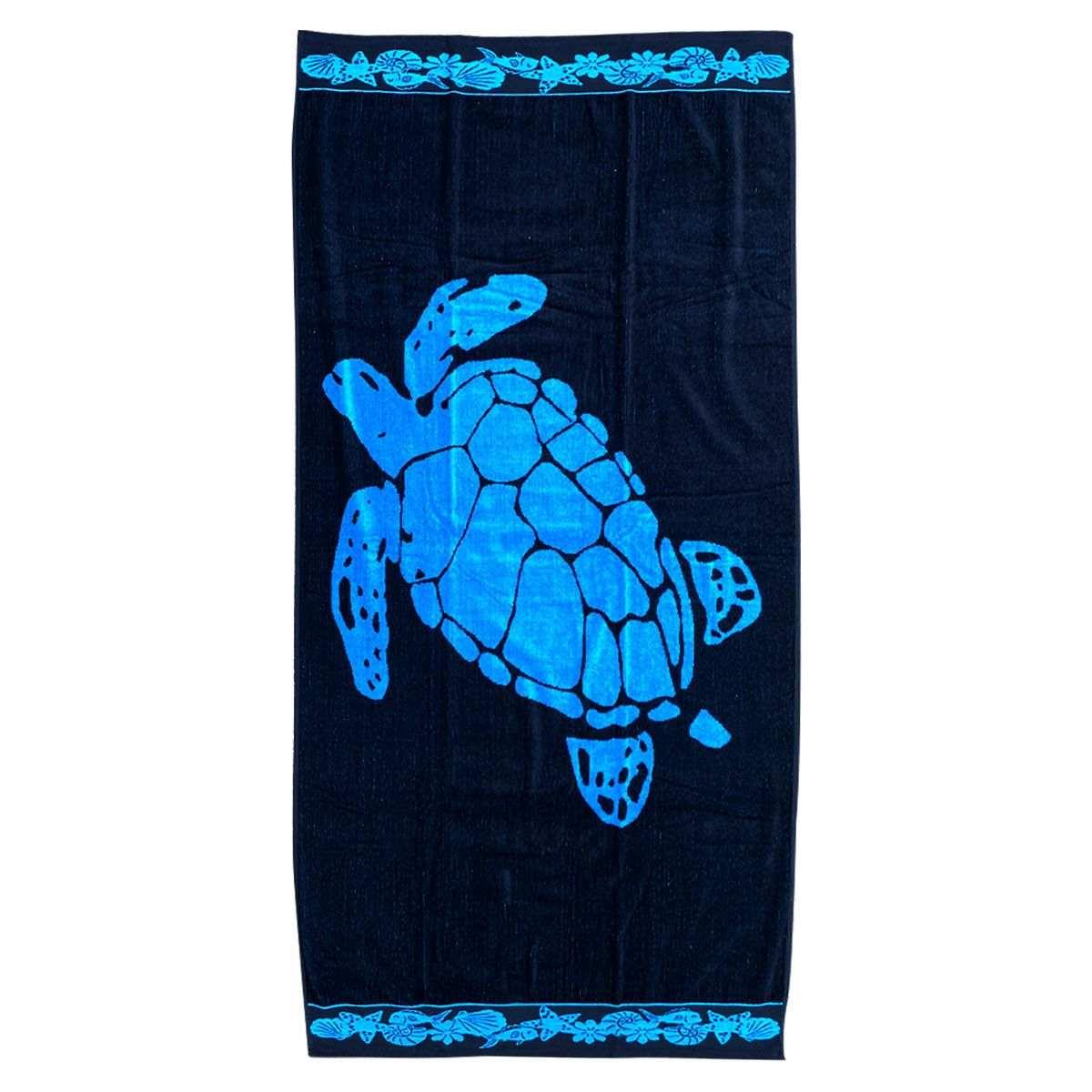 Drap Plage coton égyptien - Hawaiï