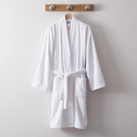 Kimono Sdb Coton 500 Gr Eponge Coton 500g/m2