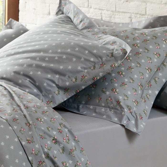 Flat Sheet Bed Set Liberty   Linge De Lit   Tradition Des Vosges