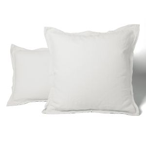 Pillow case washed linen