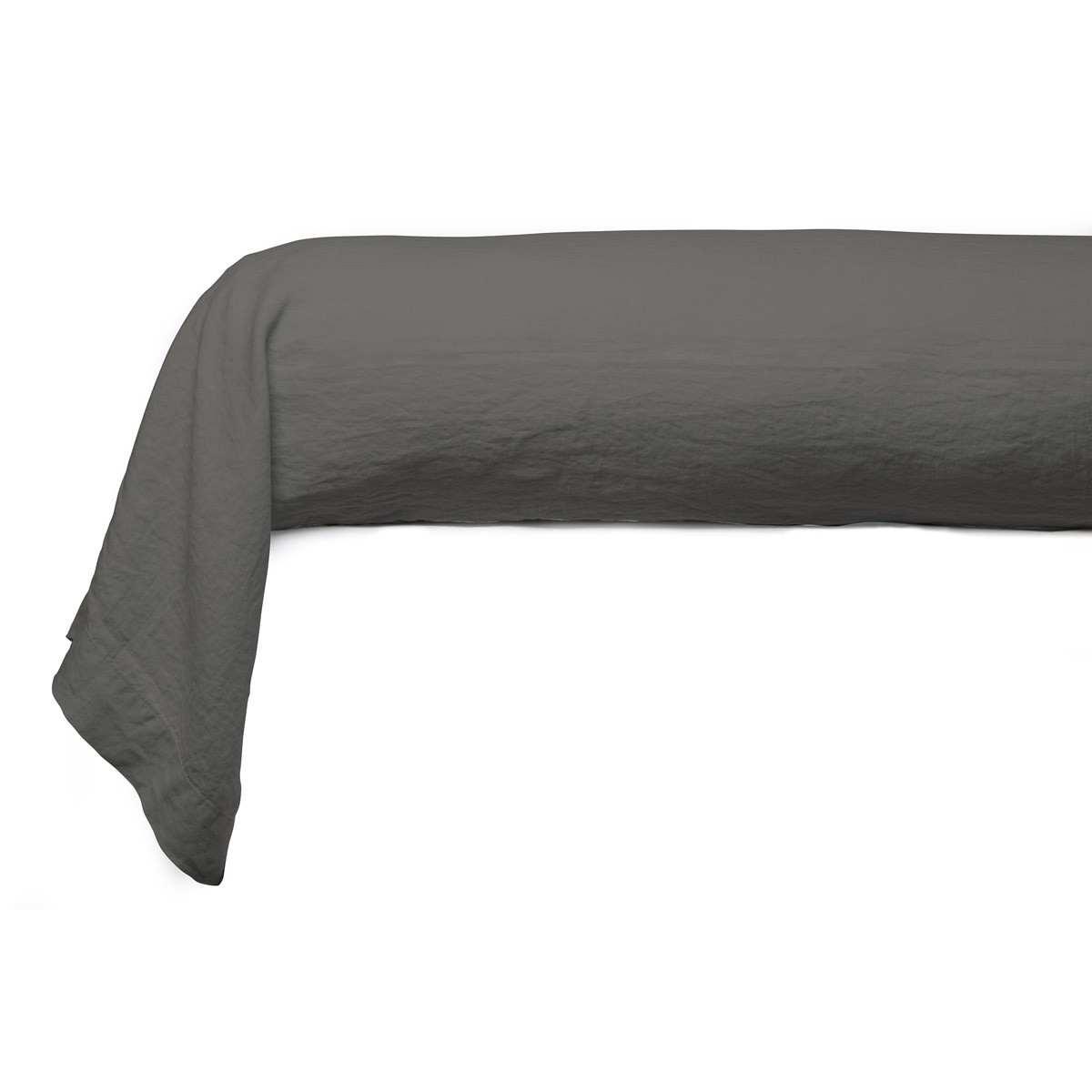 parure lin lav linge de lit de qualit tradition des. Black Bedroom Furniture Sets. Home Design Ideas