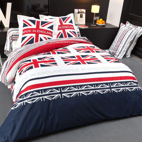 Flat Sheet Bed Set London | Linge de lit | Tradition des Vosges
