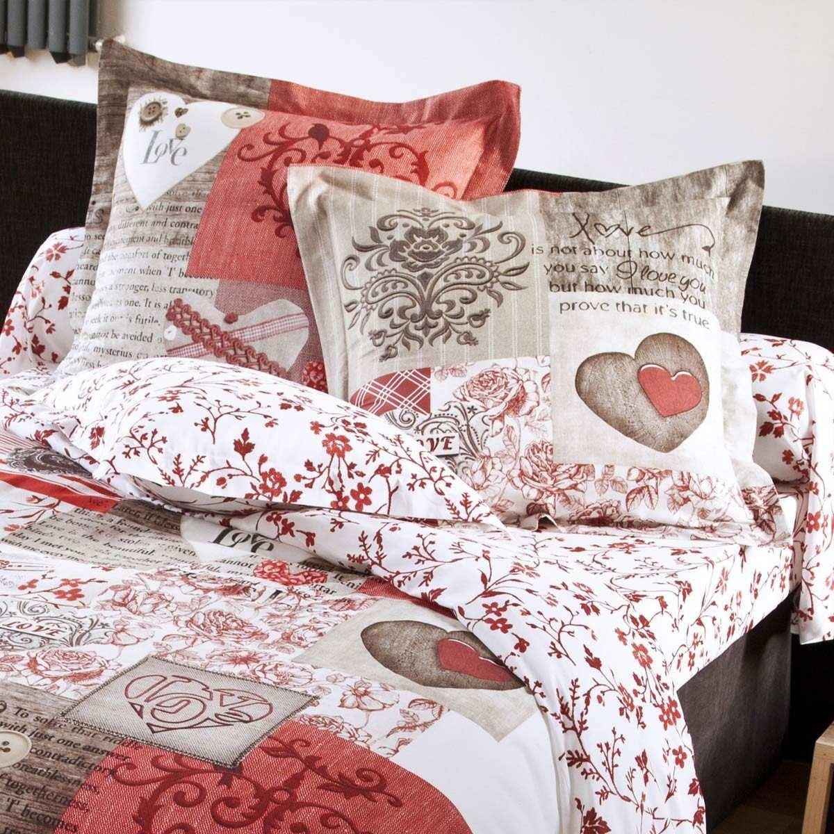 taie oreiller meribel linge de lit de qualit tradition des vosges. Black Bedroom Furniture Sets. Home Design Ideas