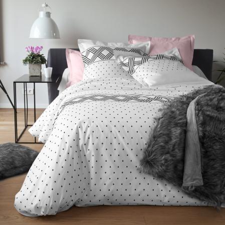 Duvet Cover Bed Set Neptune | Linge de lit | Tradition des Vosges